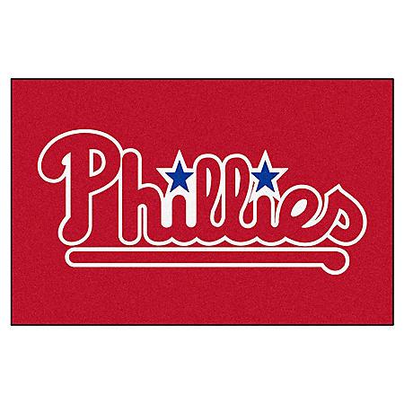 MLB Philadelphia Phillies Doormat