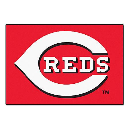 MLB Cincinnati Reds Doormat