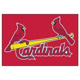 MLB - St. Louis Cardinals Starter Mat