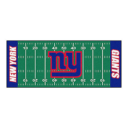 NFL - New York Giants Football Field Runner