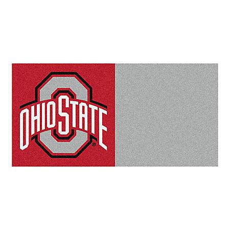 NCAA - Ohio State University Team Carpet Tiles