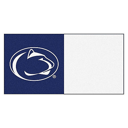 NCAA - Penn State Team Carpet Tiles