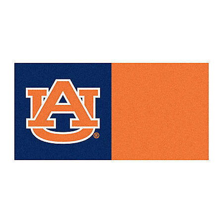 NCAA - Auburn University Team Carpet Tiles