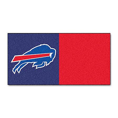 NFL - Buffalo Bills Team Carpet Tiles