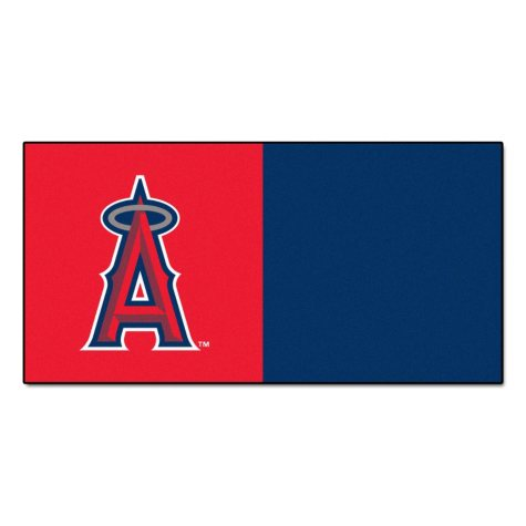 MLB - Los Angeles Angels Team Carpet Tiles