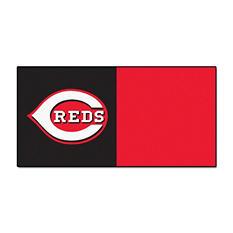 MLB - Cincinnati Reds Team Carpet Tiles