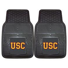 NCAA - University of Southern California 2-pc Vinyl Car Mat Set
