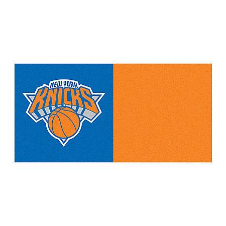 NBA - New York Knicks Team Carpet Tiles
