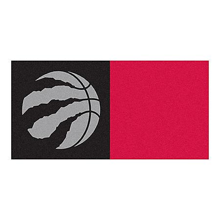 NBA - Toronto Raptors Team Carpet Tiles