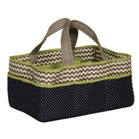 Trend Lab Storage Caddy - Perfectly Preppy