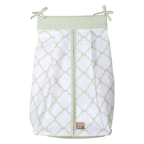 Trend Lab Diaper Stacker, Sea Foam