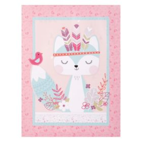 Trend Lab Canvas Wall Art, Wild Forever