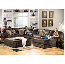 Quest Rushmore Living Room Set - 5 pc.
