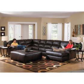 Hayden Sectional Living Room 3-Piece Set - Sam\'s Club