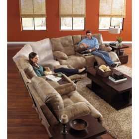 Paisley Reclining Living Room Set