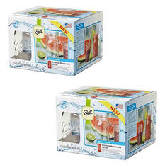 Ball Mason Jar Drinking Mugs - Assorted Pack Sizes