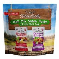 Nature's Garden Trail Mix Snack Packs (1.2oz., 24pk)
