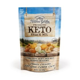 Nature's Garden Keto Trail Mix (18oz)