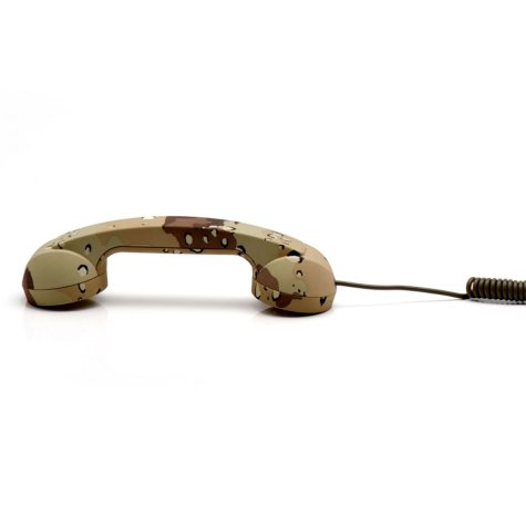 Pop Phone Handset - Desert Pop