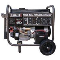 Gentron 12,000-Watt Portable Generator with Electric Start