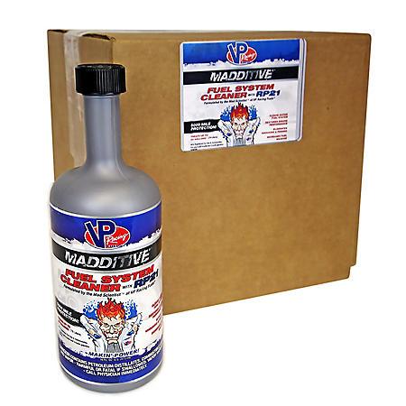 VP Racing Madditive Fuel System Cleaner (9-pack/16oz bottles)