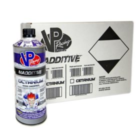 VP Racing Maddative Octanium Octane Concentrate (8-pack/32oz bottles)