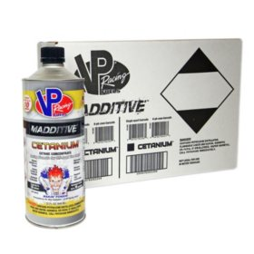 VP Racing Maddative Cetanium Cetane Concentrate (8-pack / 32-ounce bottles)