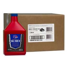 VP Small Engine Oil 4-Cycle SAE 30W Engine Oil (12-pack/18oz bottles)