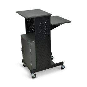 "40"" Mobile Presentation Cabinet"