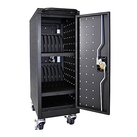 Luxor 16 Tablet & Chromebook Charging Cart