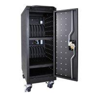 Luxor 16 Tablet & Chromebook Charging Cart