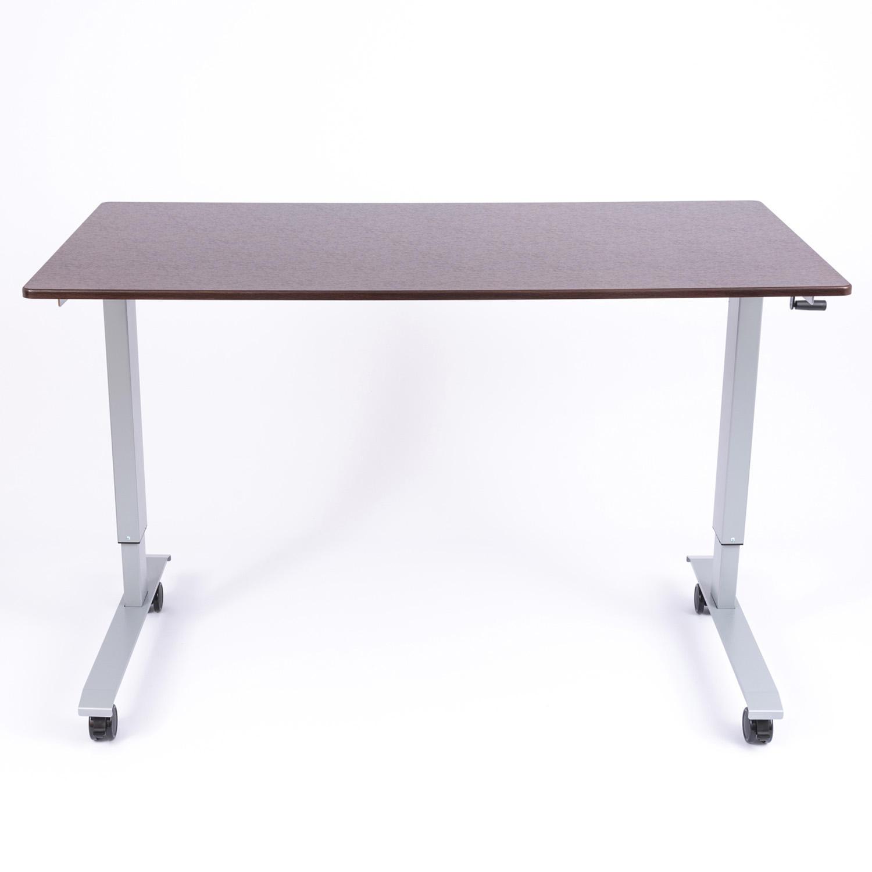 "Offex Standup-CF60-DW 60"" Crank Adjustable Stand-up Desk"