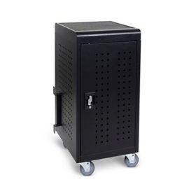 24-Slot Charge Cart