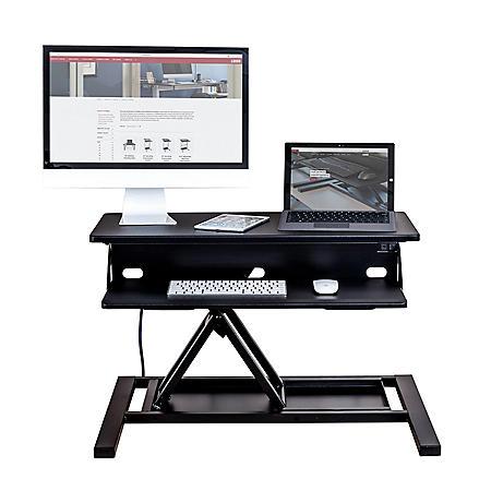 Electric Level Up Pro 32 Standing Desk Converter