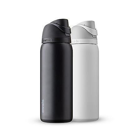 Owala FreeSip 32-oz. Stainless Steel Water Bottle Combo Pack (Assorted Colors)