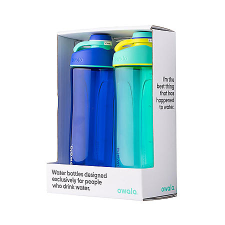 Owala Twist 25-oz. Water Bottle Combo Pack (Assorted Colors)