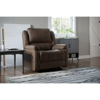 Deals on Robertson Upholstered Cushion Back Recliner