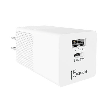 j5create 45W PD USB-C Mini Charger