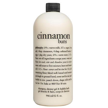 Philosophy Shower Gel 3-in-1 Shampoo, Body Wash and Bubble Bath (32 fl. oz.)