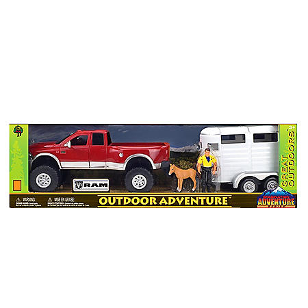 Adventure Series Deluxe Vehicle Set