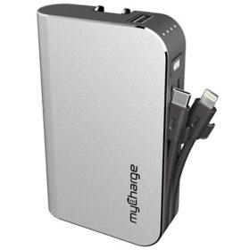 myCharge Hub 6700k mAh Portable Charger