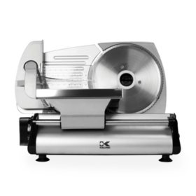 Kalorik 180 Watt Professional Style Food Slicer (Assorted Colors)