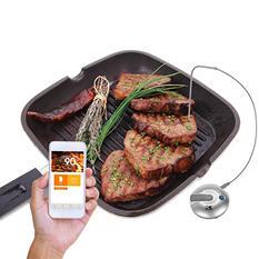 Kalorik Wireless Bluetooth Meat Thermometer