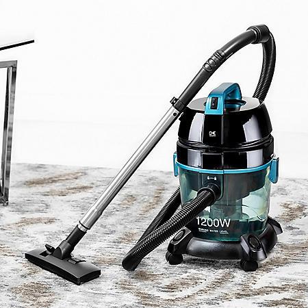 Kalorik Water Filtration Vacuum Cleaner, Blue