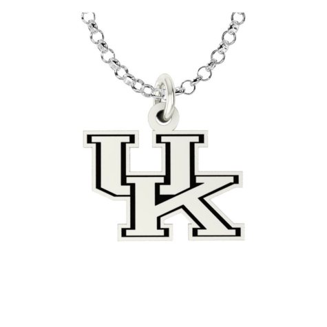 University of Kentucky Sterling Silver Collegiate Jewelry Collection (Assorted Styles)