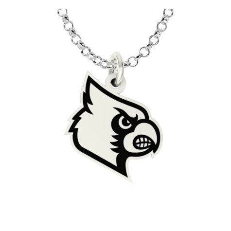 University of Louisville Sterling Silver Collegiate Jewelry Collection (Assorted Styles)