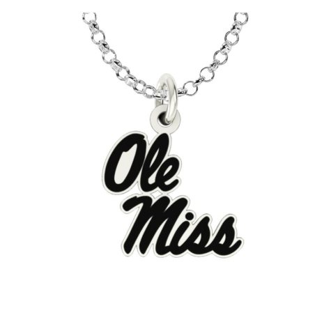 Ole Miss Sterling Silver Collegiate Jewelry Collection (Assorted Styles)