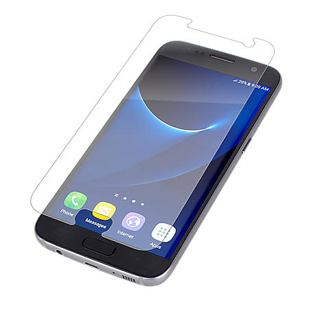 ZAGG InvisibleShield Glass Screen Protection for Samsung GS7