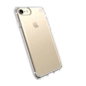 low priced 097e3 bc45f Speck Presidio Clear Case for iPhone (Choose Size) - Sam's Club