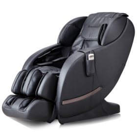 2D Luxury Zero Gravity Massage Chair (Assorted Colors)